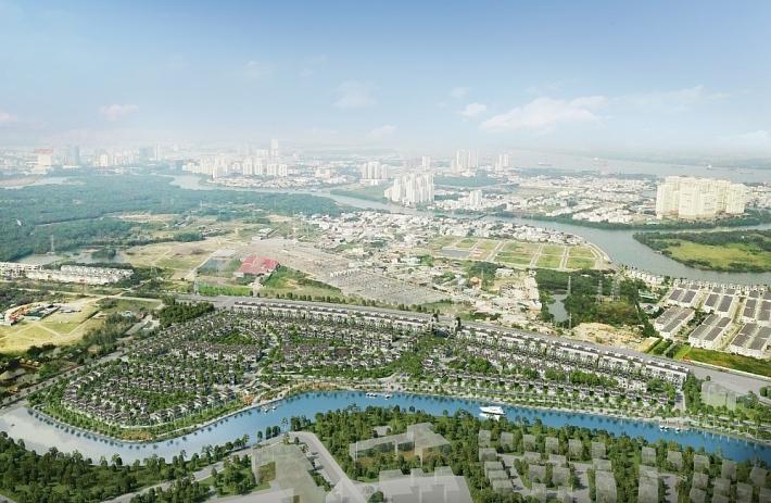 Ông lớn bất động sản Hàn Quốc sắp làm dự án tỷ USD tại Nhà Bè - 02