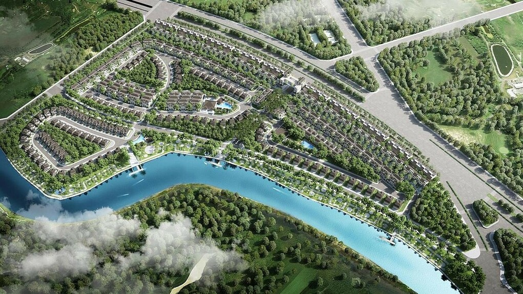 Khu đô thị 350 ha tầm vóc thành phố thu nhỏ tại khu Nam - 03