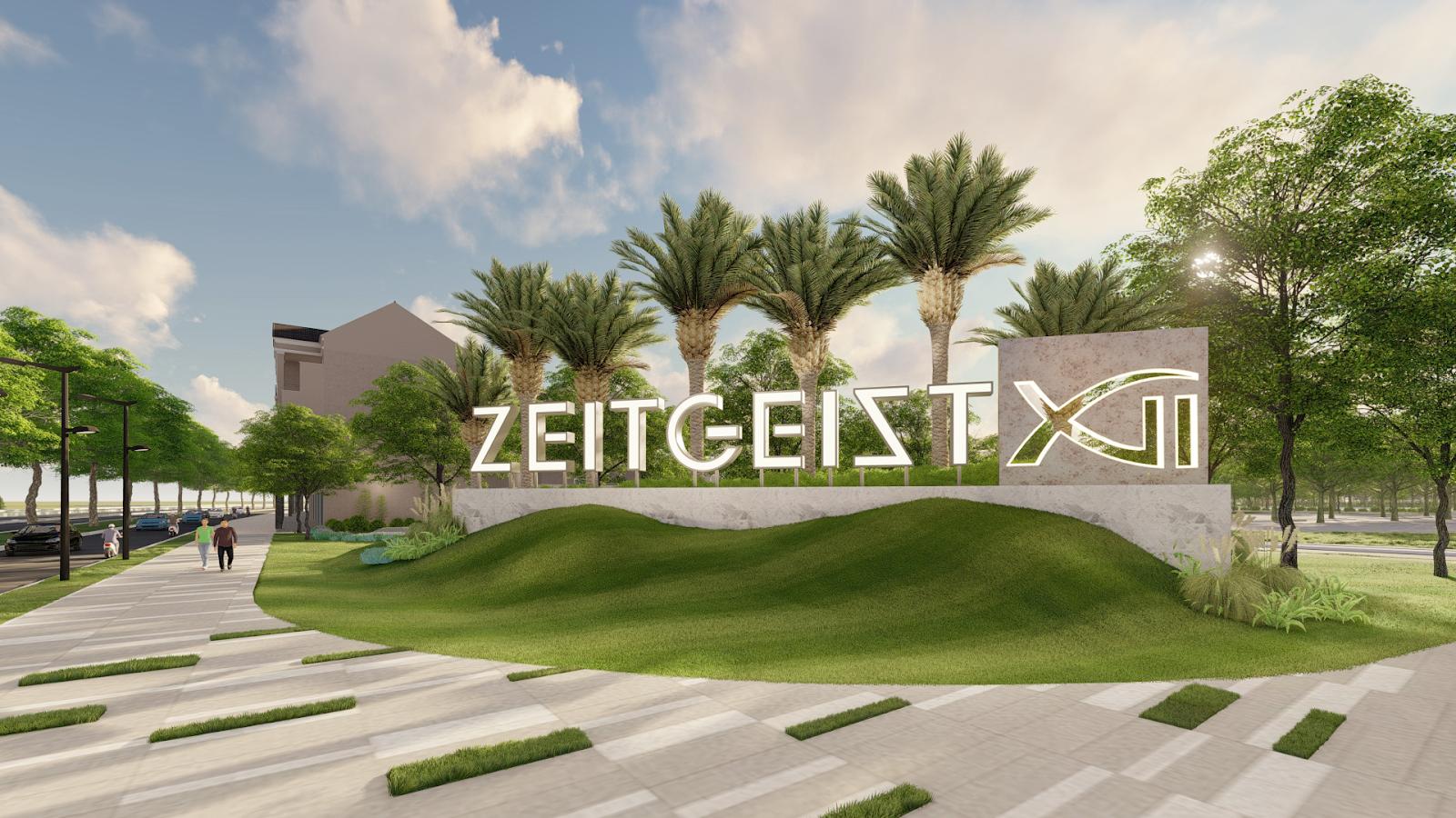 Xi Ai là hệ thống quản lý nhà thông minh của khu đô thị Zeitgeist Nhà Bè