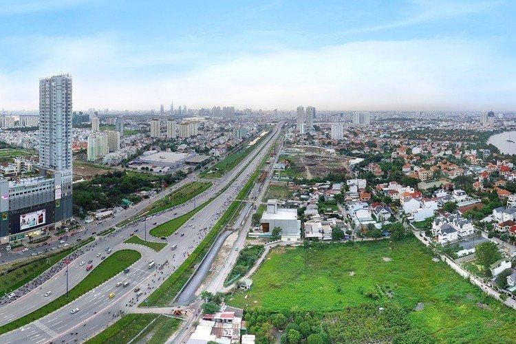 Sự phát triển bất động sản ở Tp.HCM không thể thiếu khu Nam
